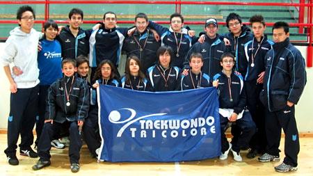 Squadra Taekwondo Tricolore