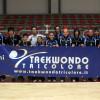 Taekwondo Tricolore 3° classficata