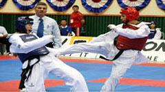 Combattimento - Mondiale Militare Taekwondo