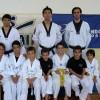 Dimostrazioni ed Esami di Taekwondo