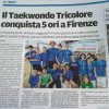 Gazzetta di Reggio 2012-06-27 - Interregionale Toscana
