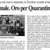 Giornale di Reggio 2009-02-18 - Interregionale Lombardia
