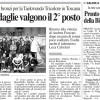 Giornale di Reggio 2009-10-28 - Interregionale Toscana