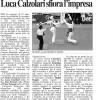 Giornale di Reggio 2011-04-06 - Spanish Open Alicante