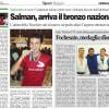 Giornale di Reggio 2011-11-16 - Italiani Rosse
