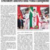 Giornale di Reggio 2012-03-06 - Campionati Italiani Juniores