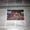 Giornale di Reggio - 2012-10-30 - Italiani Rosse