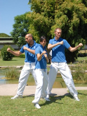 Team Italia tkd - Pechino 2008