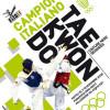 Poster del Campionato Italiano di Taekwondo 2008
