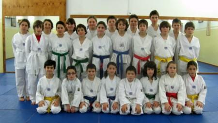 Esami di taekwondo cadetti A