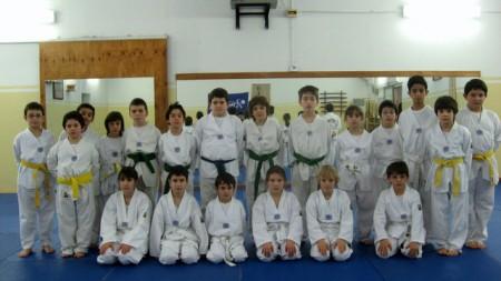 Esami di taekwondo cadetti B