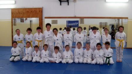 Esami di taekwondo esordienti