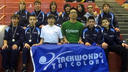 Gara di Taekwondo a Melzo
