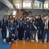 Squadra forme Taekwondo Tricolore