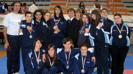 Trofeo nazionale forme taekwondo 2009
