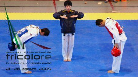 Taekwondo, Giochi Sportivi Internazionali del Tricolore