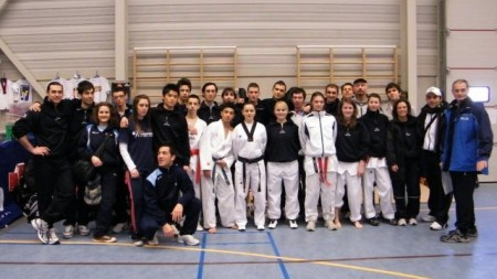 Squadra Emilia Romagna all'Open Challenge in Belgio
