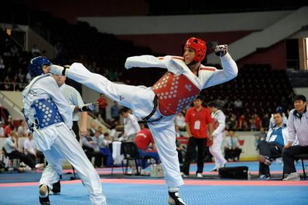 Carlo Molfetta Campione Europeo di taekwondo