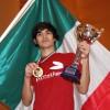 Alex Soltuiano campione italiano