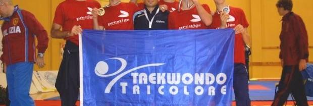 Campionati Italiani cinture rosse a Jesolo