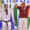 Podio categoria -80kg