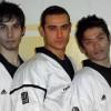 Enea Teneggi - atleta Taekwondo Tricolore