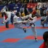 Enea contro l'atleta cubano