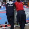 Taekwondo Tricolore sulle spalle