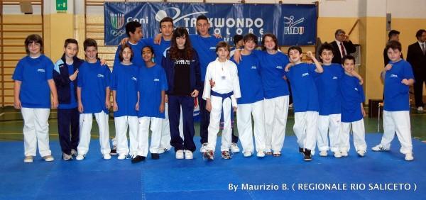 Taekwondo Tricolore di Rio Saliceto