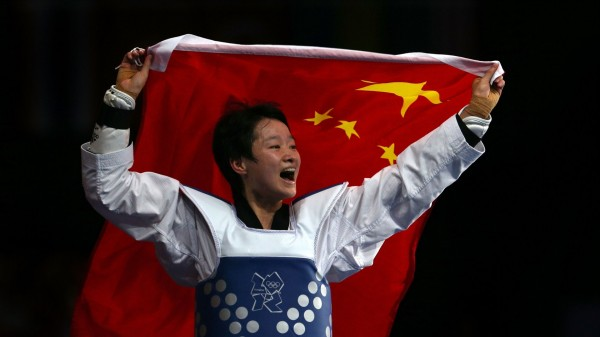 Wu Jinyu bi campionessa olimpica