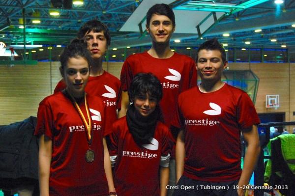 Creti Open 2013