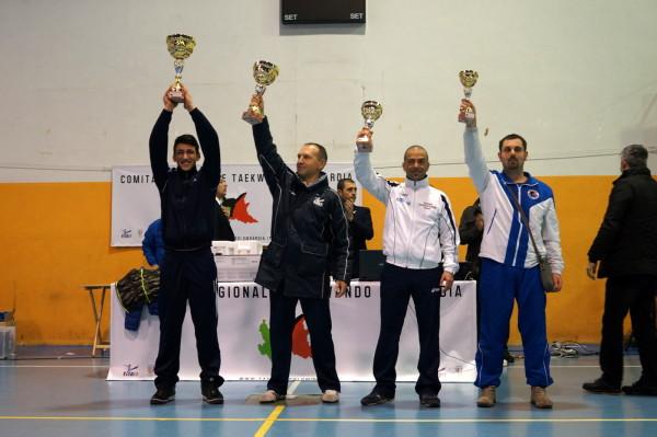 Taekwondo Tricolore vince in lombardia