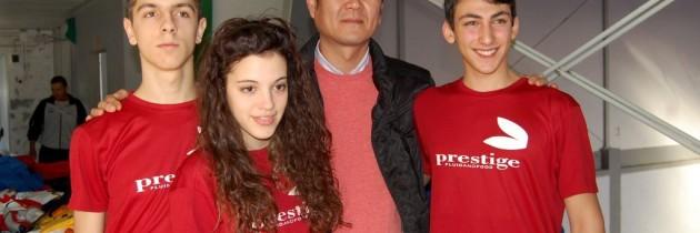 Campionati Italiani Juniores 2013 a Genova
