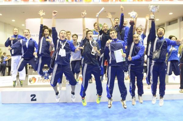 Italia Campionati Europei 201