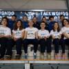 Squadra cadetti della Taekwondo Tricolore