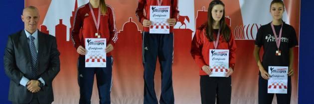 Croatia Open 2014 – Alessia vince il bronzo