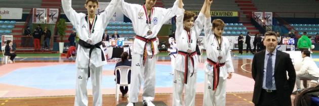 Campionato Interregionale Puglia 2015 a Bari