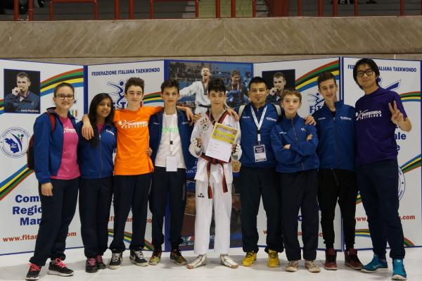 Campionati Italiani Cadetti 2015