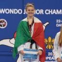 Laura Giacomini Campionessa Europea