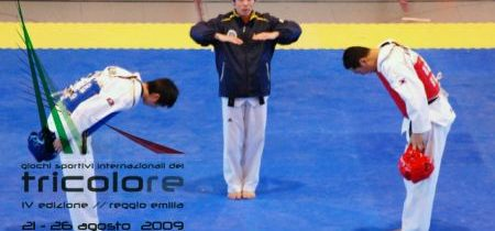 Taekwondo ai Giochi Internazionali del Tricolore