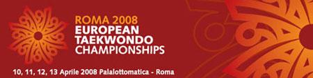 Campionati Europei Roma 2008