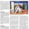 Giornale di Reggio 2011-05-31 - Campionati Universitari a Torino