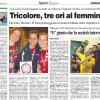 Giornale di Reggio 2011-11-03 - Interregionale Lombardia