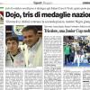 Giornale di Reggio 2011-12-08 - IV Junior Cup