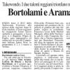 Giornale di Reggio 2012-01-10 - Regionale Puglia