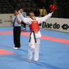 Mauro Sarmiento esulta per la qualificazione