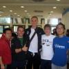Mauro Sarmento con Taekwondo Tricolore