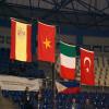 Alzabandiera ai Mondiali di Forme 2008