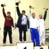 taekwondo tricolore podio interregionali lombardia