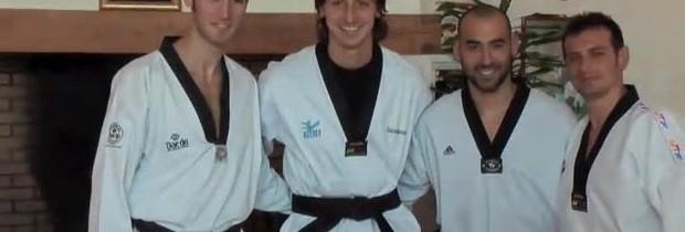 Ibrahimovic diventa cintura nera di taekwondo